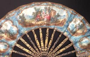 Camaïeu de bleu, vers 1760