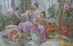 Renaud dans le jardin d'Armide, vers 1750